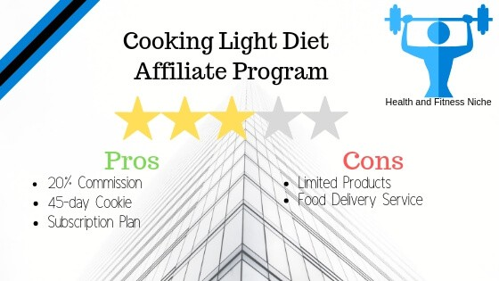 Cooking Light Diet Review