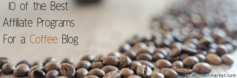 mound of coffee beans