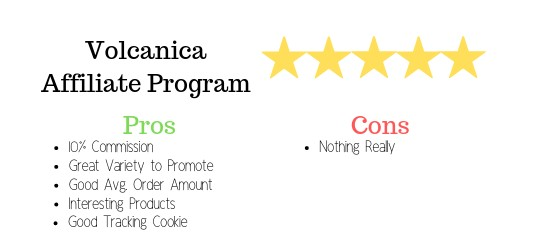 Volcanica review Template