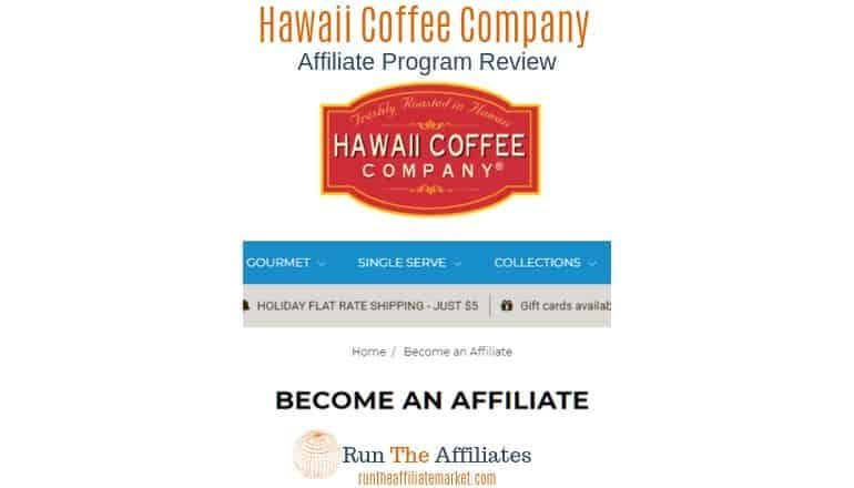 hawaii coffee company logo screenshot
