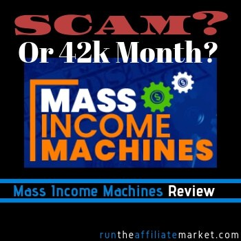 Mass Income Machines Title Card