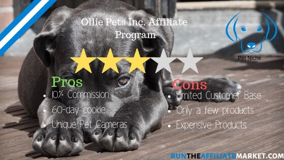 Ollie pets inc review