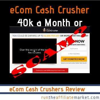 eCom Cash Crushers