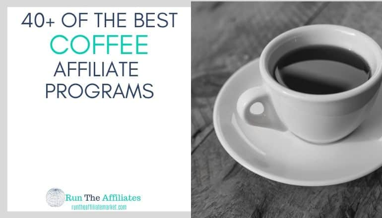 coffee affiliate programs featured image