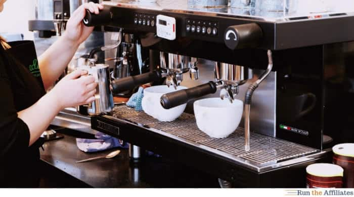 coffee machine micro niche
