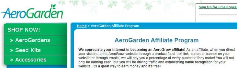 aerogrow title card