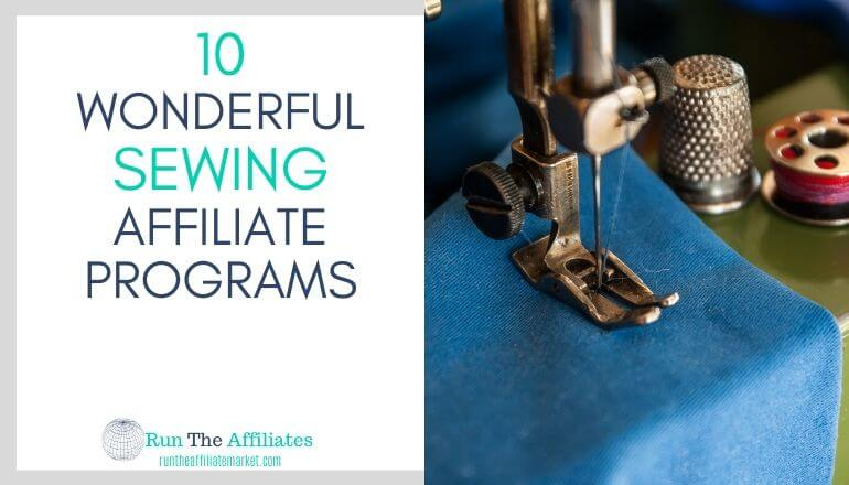 sewing affiliate programs featured image
