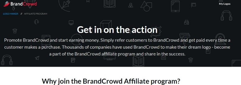 brand crowd screen shot