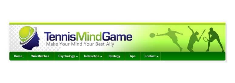 tennis mind games title card