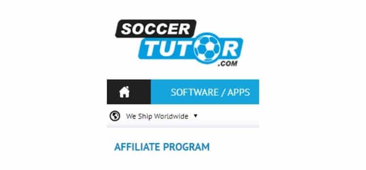 soccer tutor affiliate program