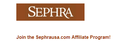 sephra affiliate program