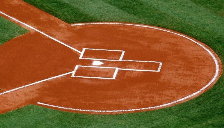 baseball batters box