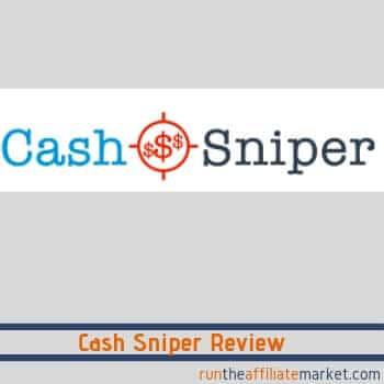 Run The Affiliates - cash sniper review icon