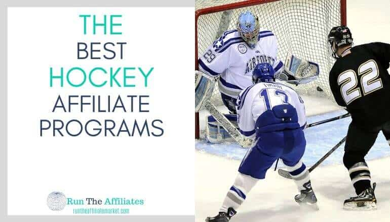 Check Out Some Of The Best Hockey Affiliate Programs