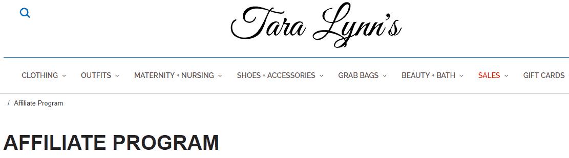 tara lynn title card
