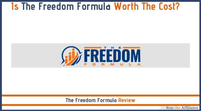 freedom formula review featured image