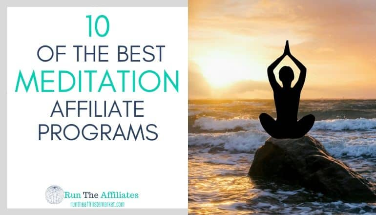 meditation affiliate programs featured image