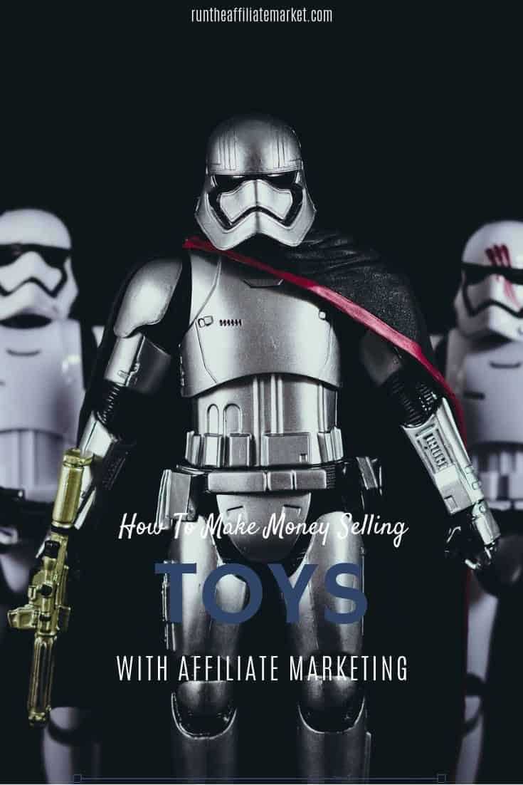 how to make money selling toys pinterest image