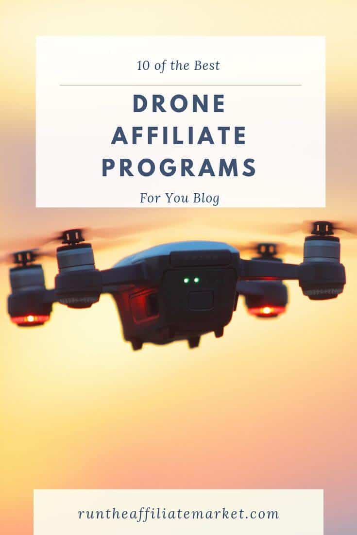 drone affiliate programs pinterest image