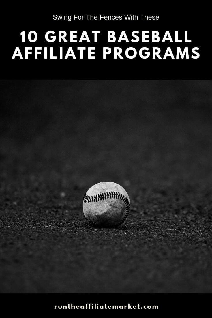 baseball affiliate programs pinterest image