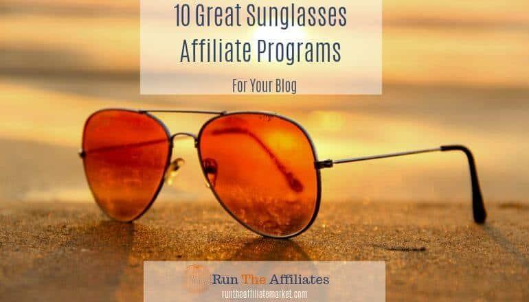 sunglasses on ground at sunset