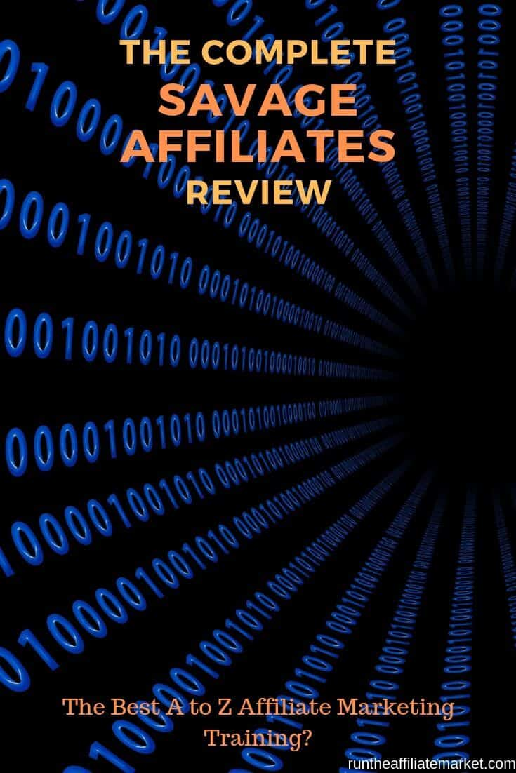 savage affiliate review pinterest image