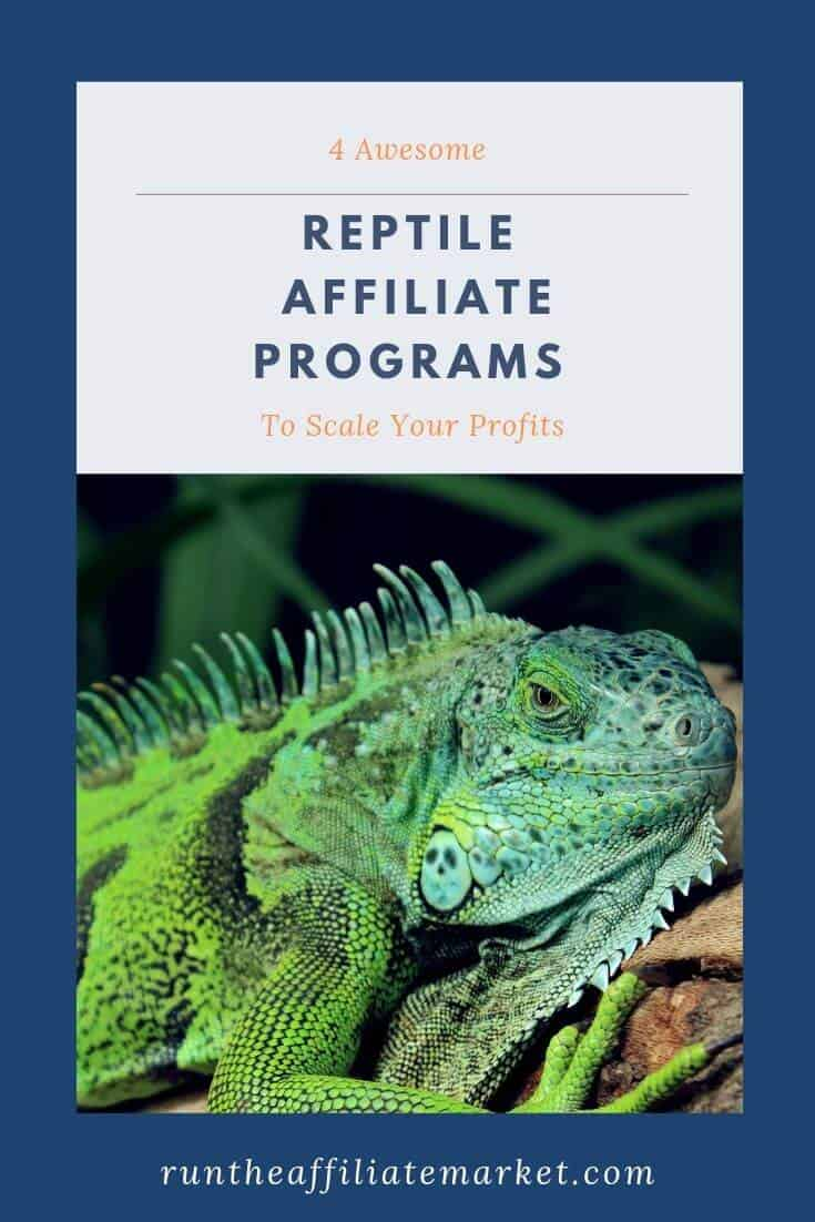 reptile affiliate programs pinterest image