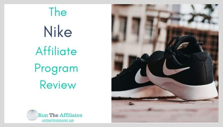 nike affiliate program review featured image