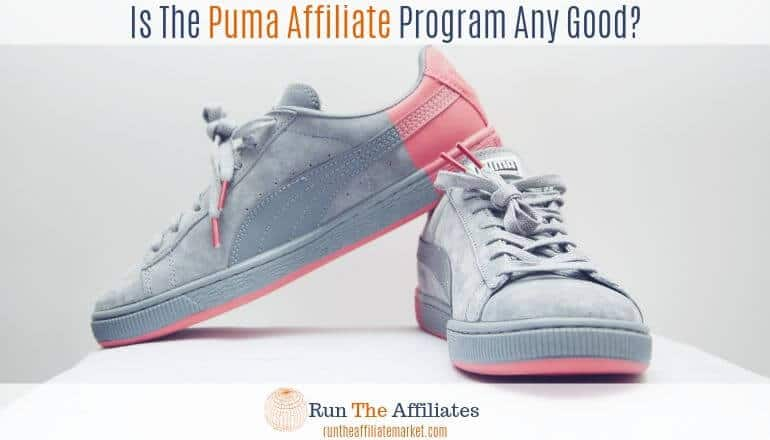 Puma affiliate review featured image