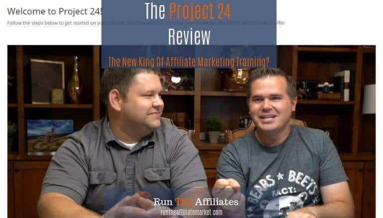 Project 24 Review: The Best Niche Site Training?