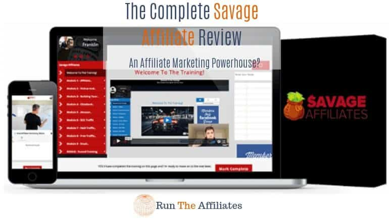 Savage Affiliates Review: A Training Powerhouse?