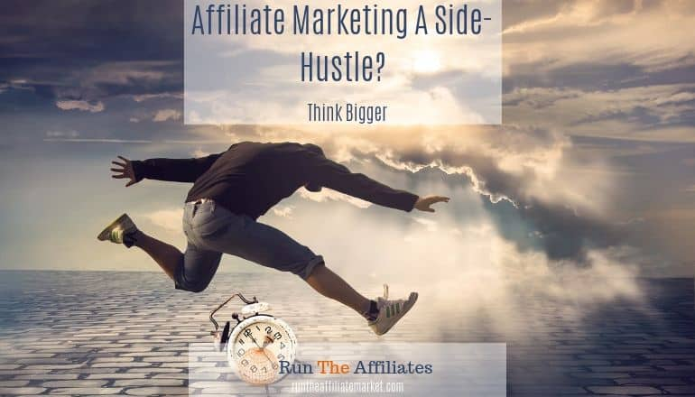 affiliate marketing a side hustle featured image