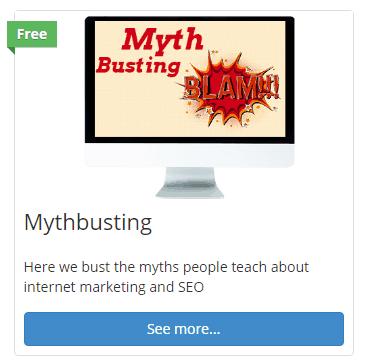 mythbusting lesson