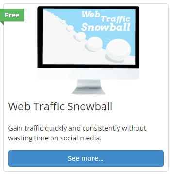 web traffic lesson