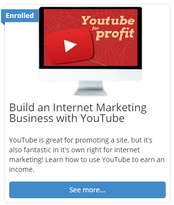 youtube marketing lesson