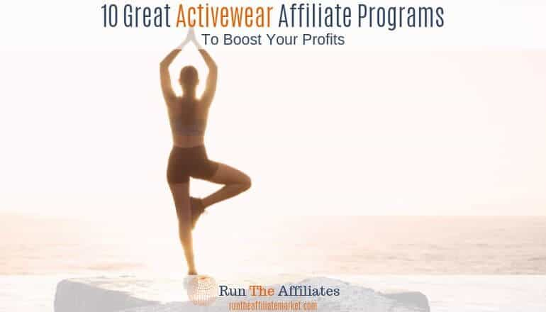 woman in activewear practicing yoga