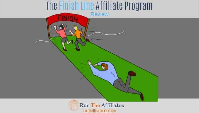 finish line affiliate program featured image