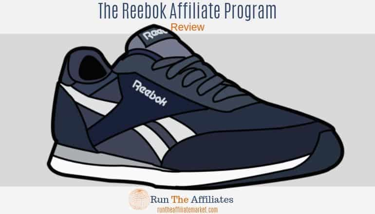 reebok affiliate program review featured image