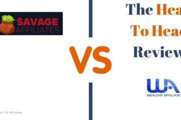 Savage Affiliate Vs Wealthy Affiliate Comparison featured image