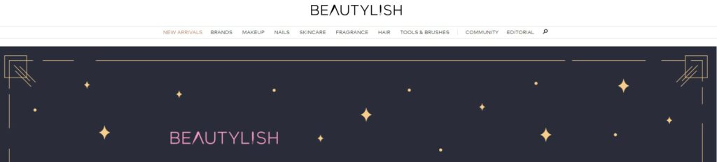 beautylish screenshot