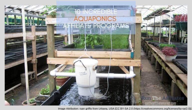 aquaponics affiliate programs featured image