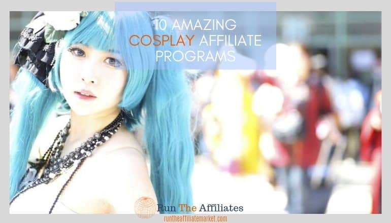 cosplay affiliate programs featured image