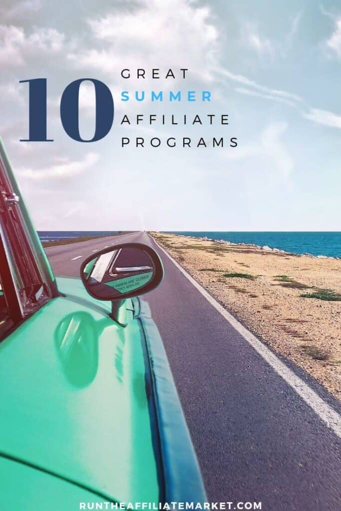 summer affiliate programs pinterest image