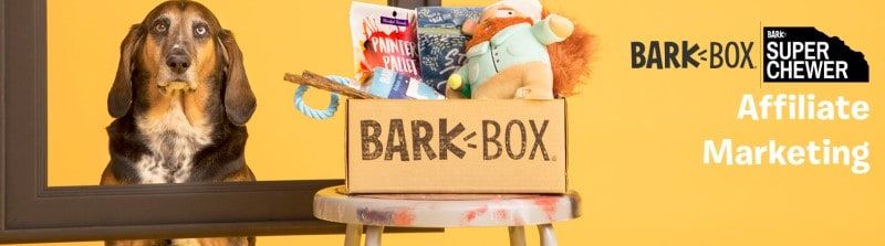 bark box screenshot