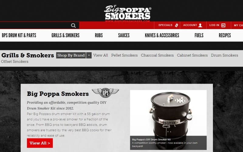 big poppa smokers screenshot