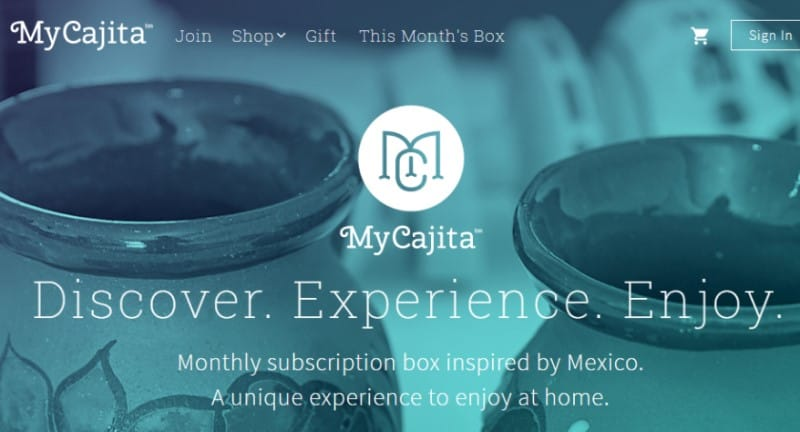 mycajita screenshot
