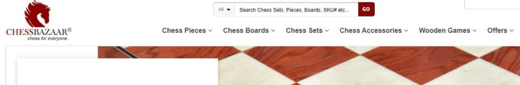 chess bazaar screenshot
