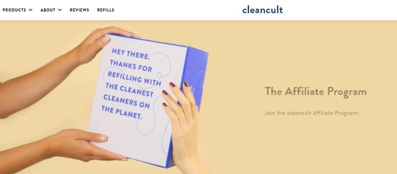 cleancult screenshot