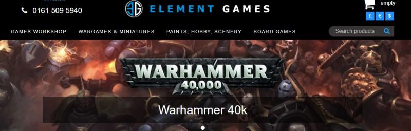 element games screenshot