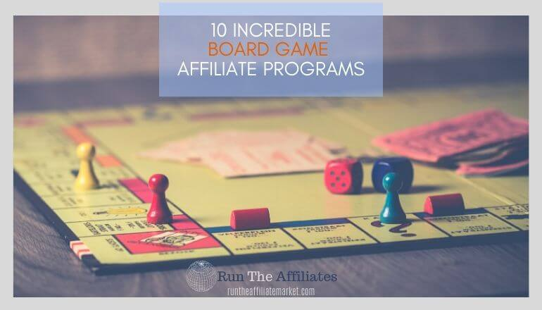 board game affiliate programs feature image
